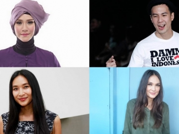 Fashionable Maksimal, Deretan Clothing Line Milik Seleb Indonesia