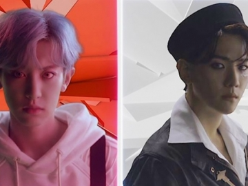 Chanyeol & Baekhyun Siap Taklukan Hati Fans di Teaser 'The War: The Power of Music'