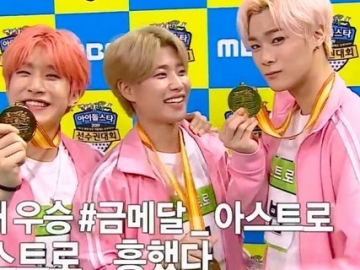 Raih Rating Tinggi, Inilah Pemenang Babak Final di 'Idol Star Athletics Championship' 2019