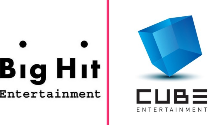 Foto: Antisipasi BTS Wamil, Big Hit Dikabarkan Bakal Siap Akusisi Cube Entertainment